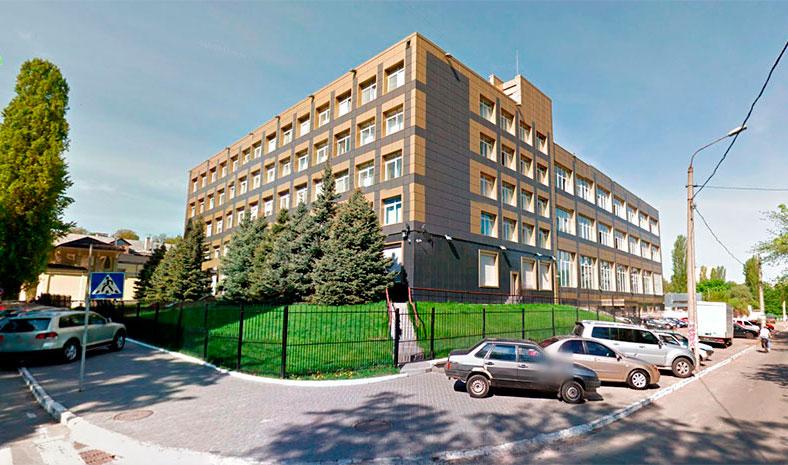 Офис Екосвит. ул. Рылеева 10